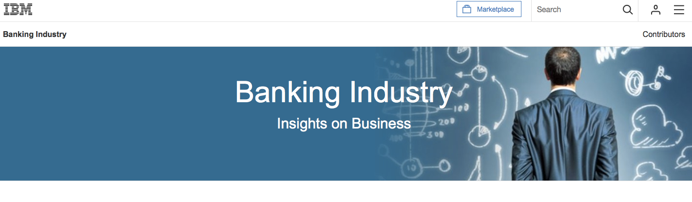 IBM Insights on Business: Banking Industry