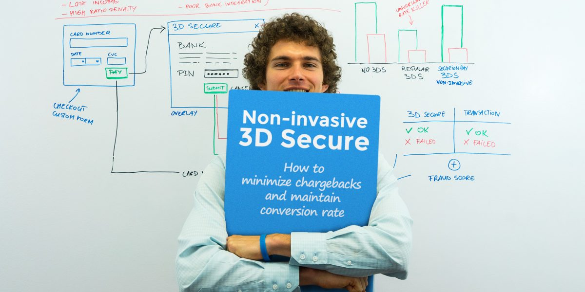 Non-invasive 3D Secure