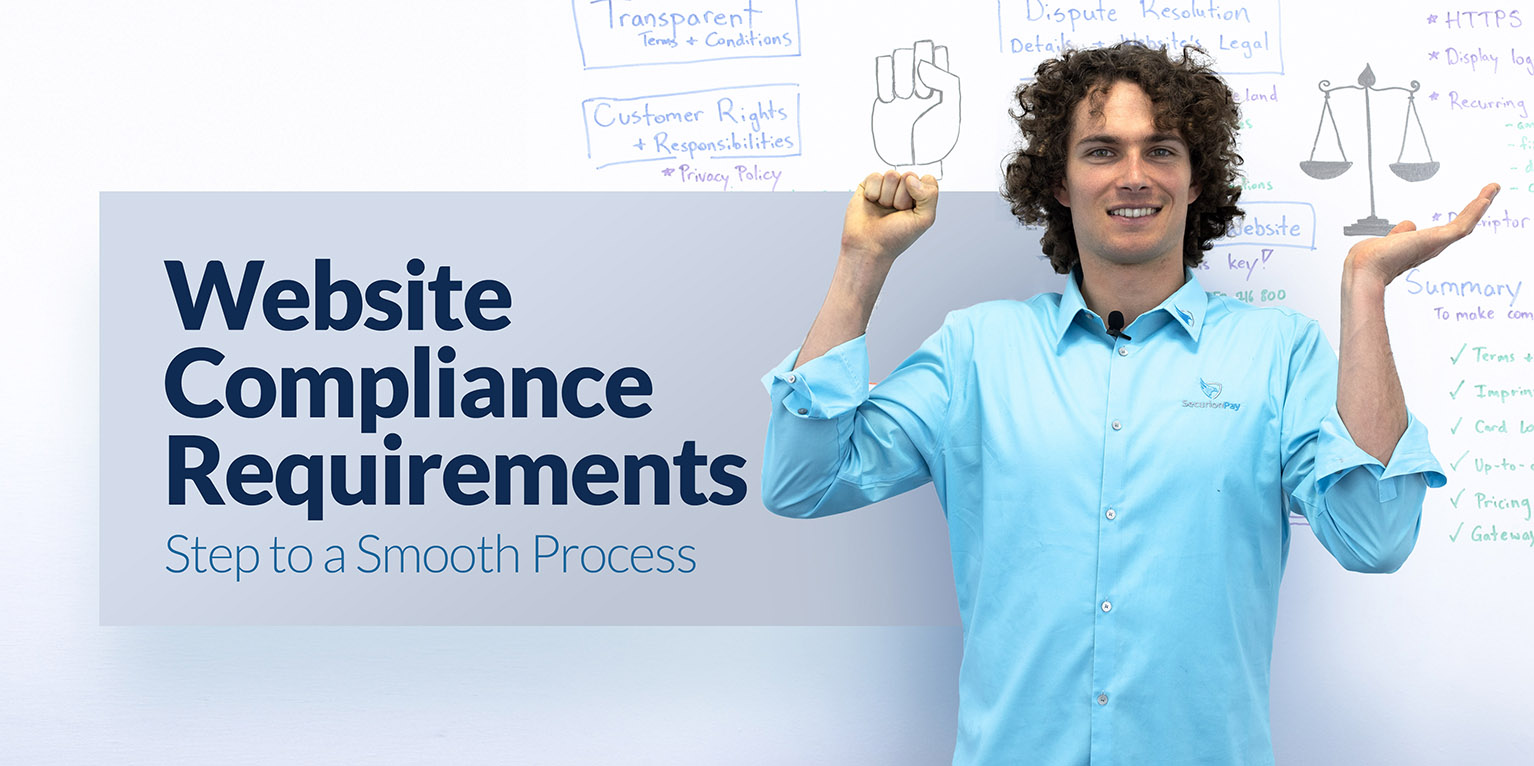 website compliance requirements explained