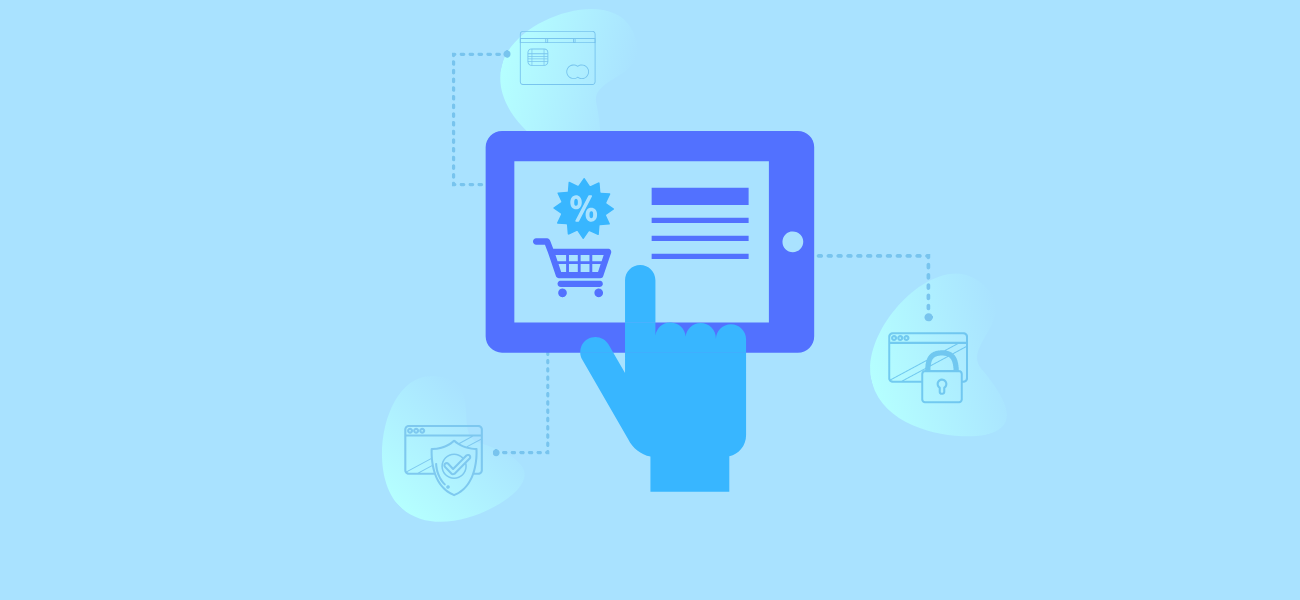technology in online shopping