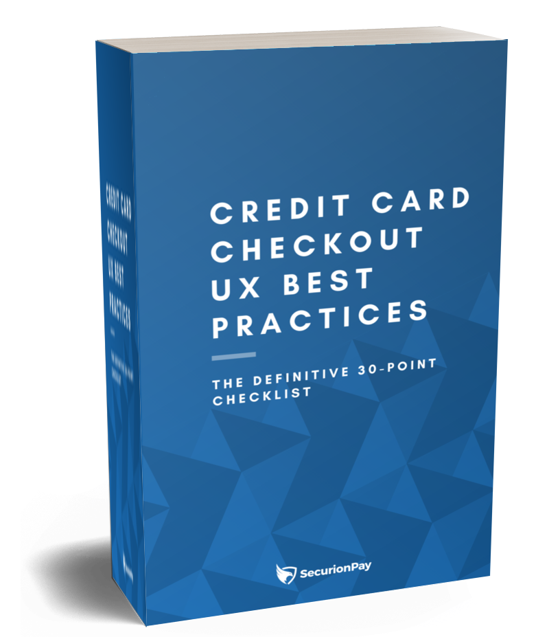 Credit card checkout UX checklist