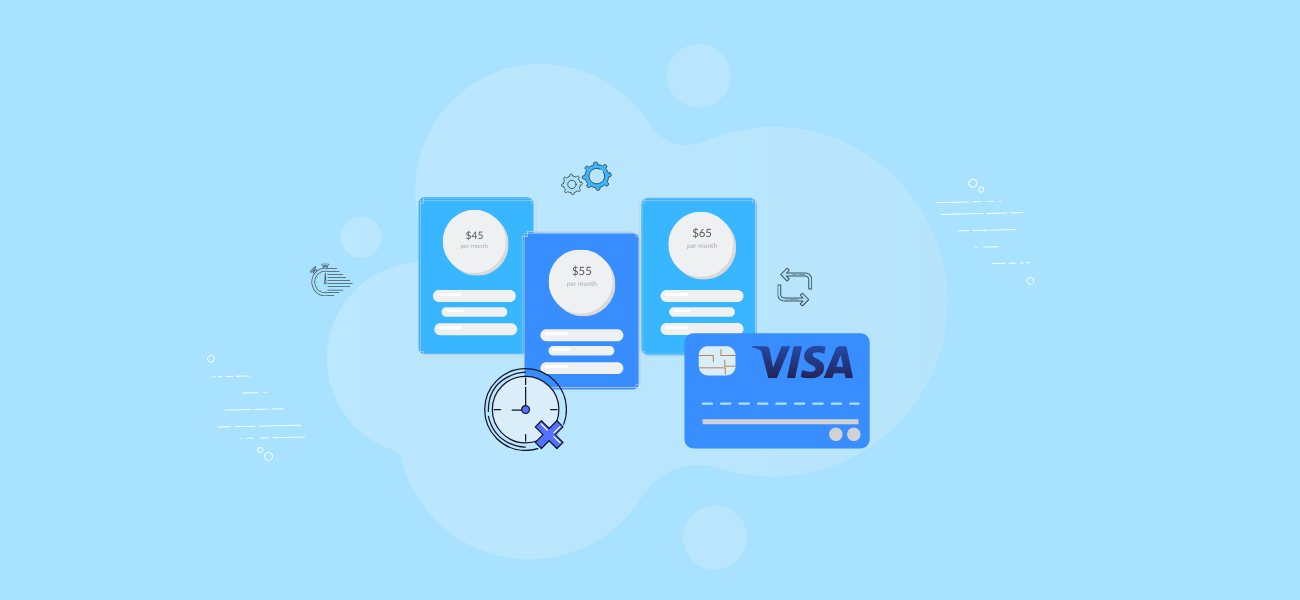visa trial subscription updates