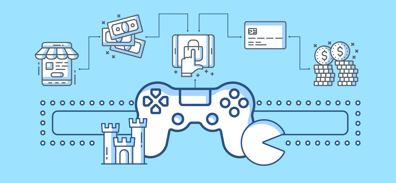 gaming payment processing